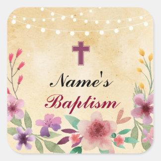 De godsdienstige Etiketten van de Stickers van de