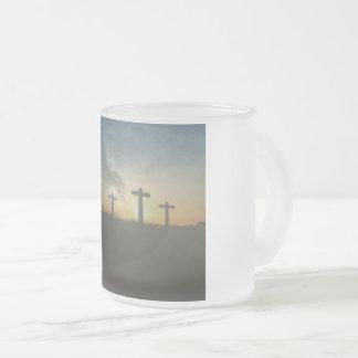 De godsdienstige Kop van het Glas van de Vorst