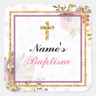 De godsdienstige Stickers van de Naam van het