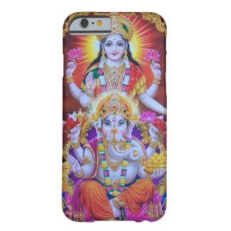 de godsvrede India van saraswati ganesh godness Barely There iPhone 6 Hoesje