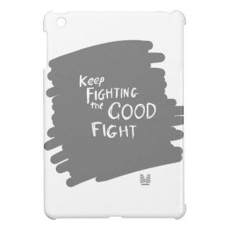 De goede strijd hoesjes voor iPad mini