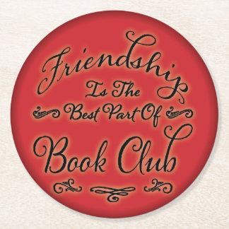 De goede Vriendschap van de Boekenclub van de Ronde Onderzetter