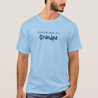 De goedkeuring maakte tot me een Opa T Shirt