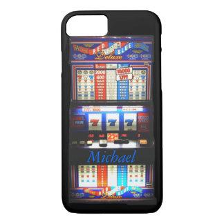 De Gokautomaat van het casino iPhone 8/7 Hoesje