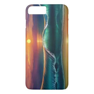 De Golf van het strand iPhone 8/7 Plus Hoesje