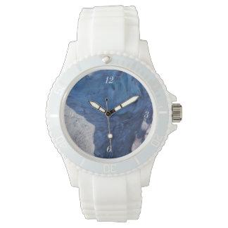De Golven van de Gletsjer van de uitgang Horloge