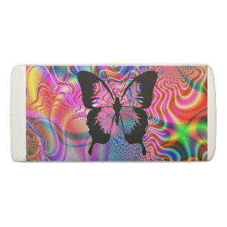 De Gom van de Vlinder van de Kleurstof van het Gum
