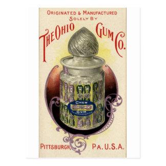De Gom van Ohio Briefkaart