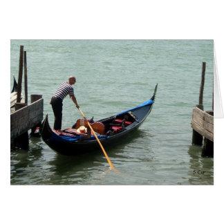 De Gondelier van Venetië, S Cyr Briefkaarten 0