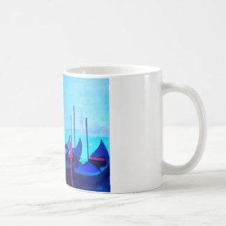 De Gondels van Venetië Koffiemok