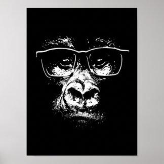 De Gorilla van glazen Poster