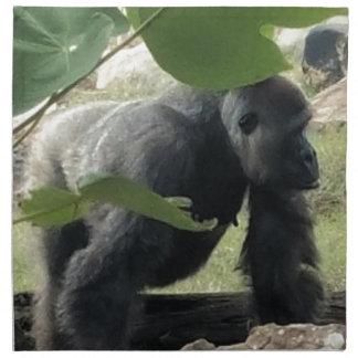 De Gorilla van Silverback Servet