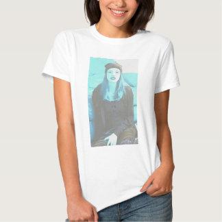 De Gothic van de tiener Tshirt