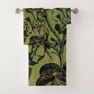 De gotische Zeer belangrijke Collage van de Bad Handdoek