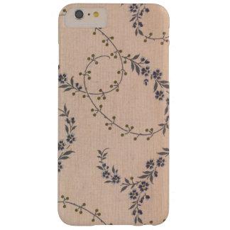 De Gouden Bessen van de paarse van de Lavendel Barely There iPhone 6 Plus Hoesje