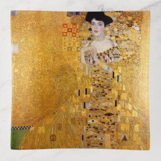 De Gouden Druk van de Kunst vintage Klimt Sierschaaltjes