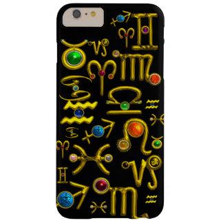 DE GOUDEN JUWELEN VAN DE VERJAARDAG VAN DE BARELY THERE iPhone 6 PLUS HOESJE