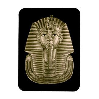 De gouden Magneet van Tut Flexi van de Koning