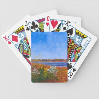 De gouden Rivier van Delaware Poker Kaarten
