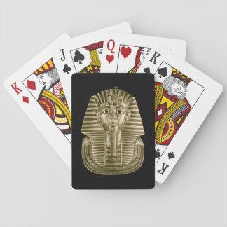 De gouden Speelkaarten van Tut van de Koning