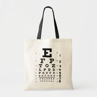 De Grafiek van het oog Draagtas