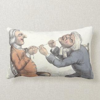 De grappige Antiquiteit van de Extractie van de Lumbar Kussen