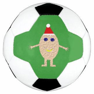 De grappige Bal van het Voetbal van het Ei van