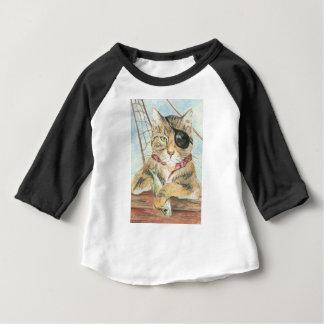 De grappige Cartoon van het Flard van het Oog van Baby T Shirts