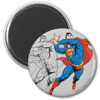 De Grappige Comités van de superman Magneten