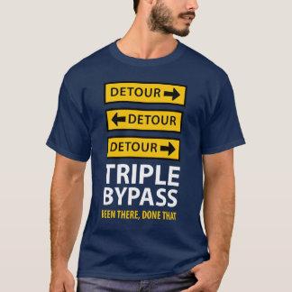 De grappige Drievoudige Overlevende van de T Shirt