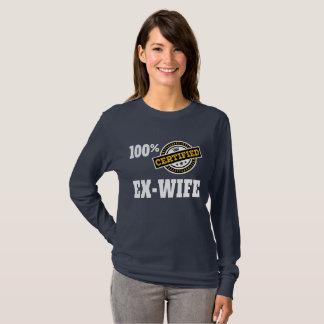 De grappige Ex Scheiding van de Vrouw T Shirt