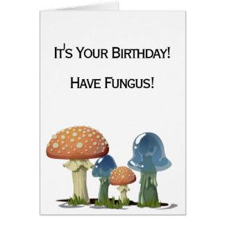 De grappige Gelukkige Verjaardag van de Kaart