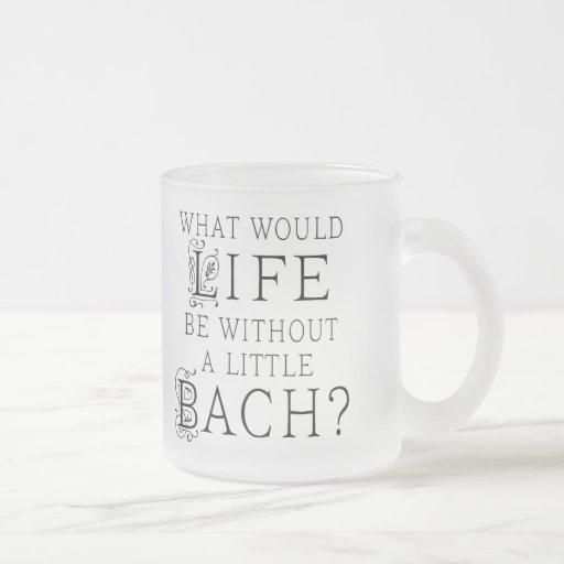 De Grappige Gift van Bach Beker