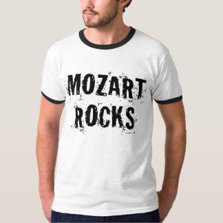 De grappige Gift van de Muziek van de Rotsen van T Shirt