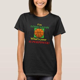 De grappige Grootmacht van het basketbal van de T Shirt