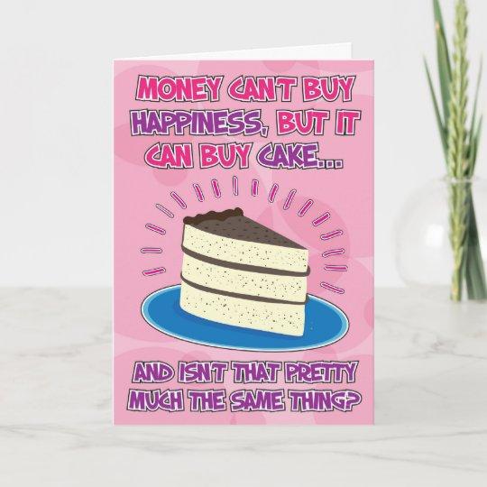 De Grappige Kaart Van De Verjaardag Voor Vrouw Zazzle Nl