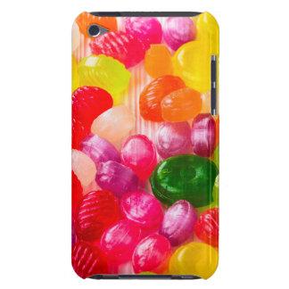 De grappige Kleurrijke Zoete Foto van de Lolly van iPod Touch Hoesje