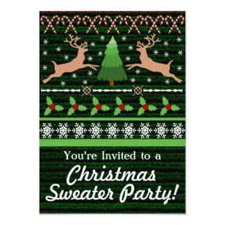 De grappige Lelijke Uitnodigingen van de Partij