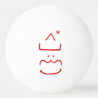 De grappige Leuke heel Bal van de Pingpong van Pingpongbal