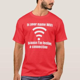 De grappige Lijn van de Bestelwagen: De verbinding T Shirt
