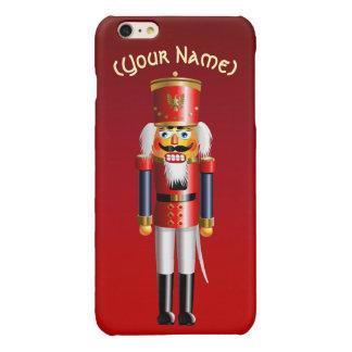 De grappige Militair van het Speelgoed van de Glossy iPhone 6 Plus Hoesje
