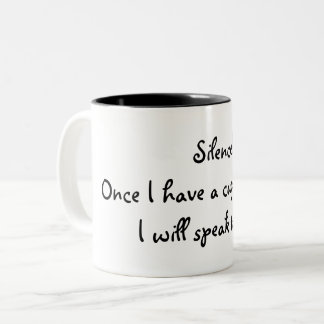 De grappige Mok van de Koffie