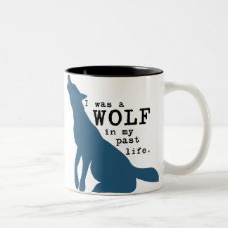 De grappige Mok van de Wolf
