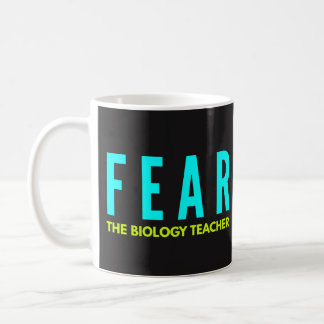 De grappige Mokken van de Koffie - vrees de Leraar