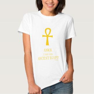 De grappige Oude T-shirt van Egypte Ankh