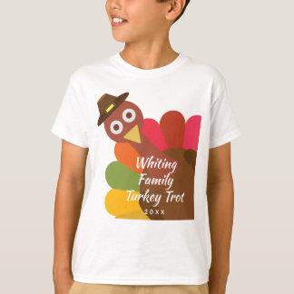 De grappige Passende Familie van de Draf van T Shirt