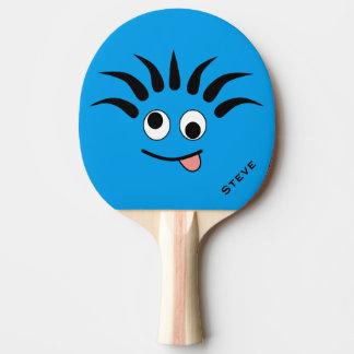 De grappige Peddel van de Pingpong van de Douane Tafeltennis Bat