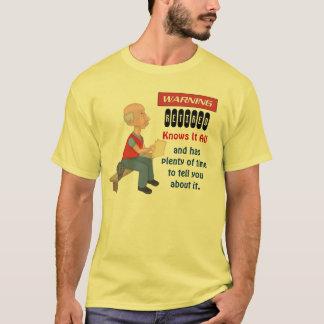 De grappige Pensionering kent het allen T Shirt