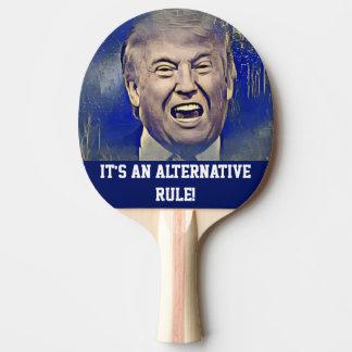 De grappige Pingpong van Donald Trump Tafeltennis Bat