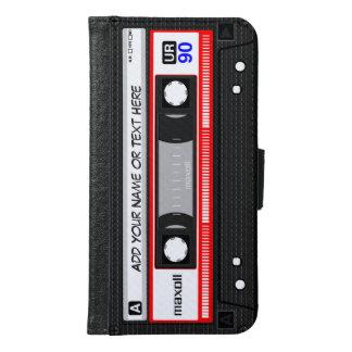De grappige Retro Band van de Cassette van de